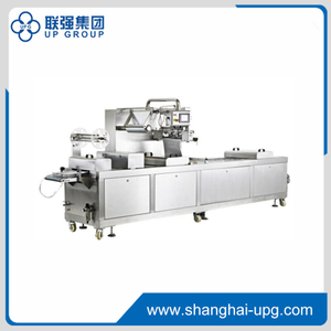 LQ-390R Automatic Stretch Film Vacuum Packaging Machine