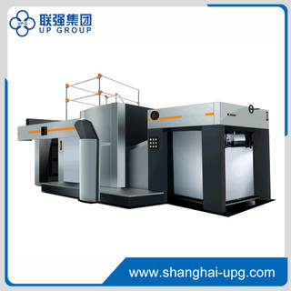 High-Speed Double-Side Inspection Machine for Large-Format Sheet