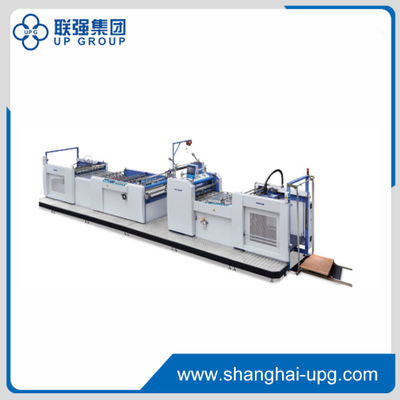 LQSW-1050G Fully Automatic High-speed Laminator