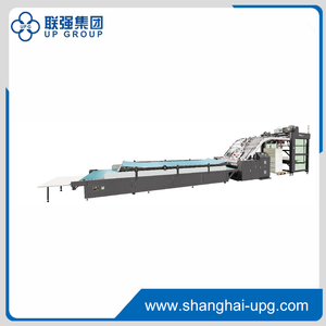 LQZ Series Automatic Flute Laminating Machine