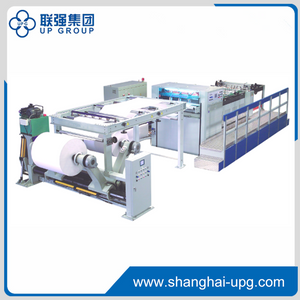 ACCURA Apex Series High-Speed Sheeting Machine