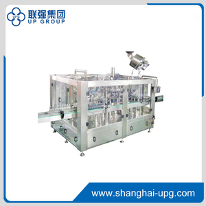 LQ Washing-filling-capping For Glass Bottle