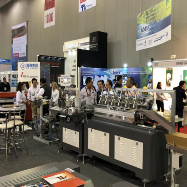 Shanghai UPG join the Expografica 2019 in Mexico