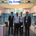 UP Group has participated in Technoprint Egypt 2017
