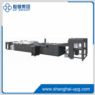LQPMZ-UI Series Digital Inkjet Printing System With Coating Machine