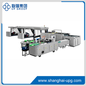 High speed reel A4 copy paper cutting machine