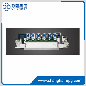 YT300W Fully-automatic Unit-Type High-speed Label Printing Machine