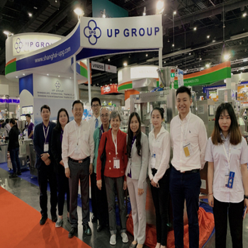UP Group participate in the PROPAK ASIA 2019 in Thailand successfully