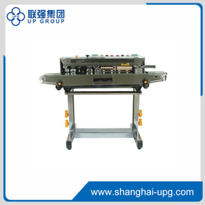 LQFRM 980LD Solid Inker Printer Continuous Heat Film Sealer