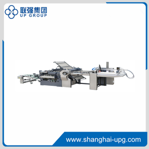 ZYHD780B/ZYHD670B Combination Folding Machine with Electrical Knife