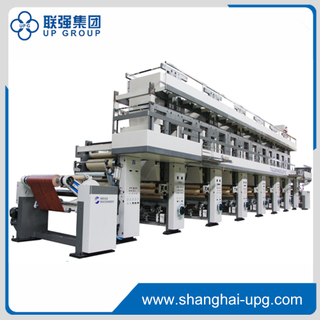 ZHMG-601400(ELG) Automatic Rotogravure Printing Press for PVC