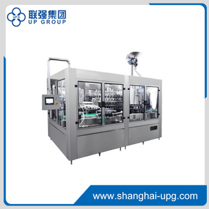 LQ-Washing-Filling-Pressing Cap For Glass Bottle Fruit Beverage