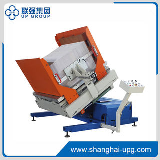 1200/1700 Electric automatoic paper pile turning machine pile turner
