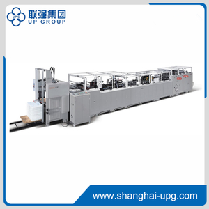LQ1200C-430 Sheet-feeding Paper Bag Making Machine
