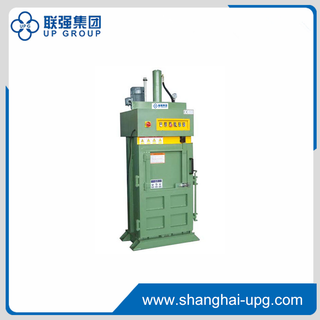 LQ6040T10B Small-sized Vertical Hydraulic Balers