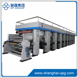 ZHMG-801950C(GIL) Automatic Rotogravure Printing Press for Transfer Printing Paper