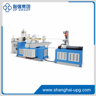 LQ-PTE4-200 numerical control paper tube machine