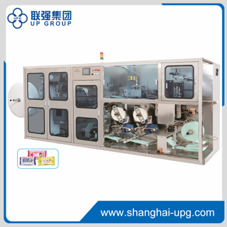 DH-MW25-1 wet wipes machine