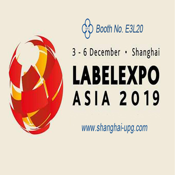 Shanghai UPG will attend LabelAsia2019 with latest digital printer