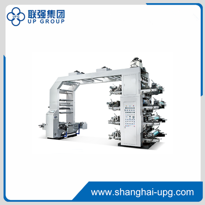 Eight Color Flexography Printing Machine