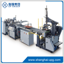 BZ-600 semi automatic rigid box making machine