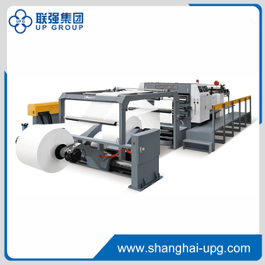 GM series Servo Precision High Speed Sheet Cutter