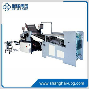 LQ-SYN78 Lifting Electronic Control Knife Folding Machine