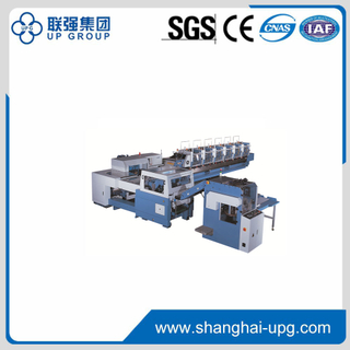 NOVA12 (6+1) Combined Saddle Stitching Line machine