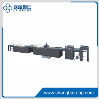PMSZ-C Series Digital Inkjet Printing System With Coating Machine