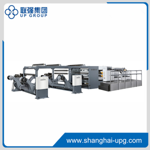 LQC Series Servo Precision High Speed Sheet Cutter