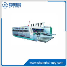 LQK Automatic Four-color Printing Slotting and Die-cutting Machine