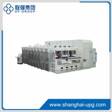 LQ-TGF920 Four-color printing slotting die-cutting machine