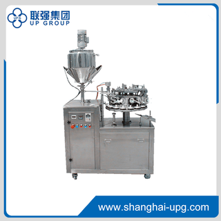 LQ-Semi-auto Tube Filling and Sealing Machine