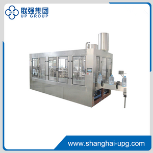 LQLCGF 3-5 Liters Washing-filling-capping Machine