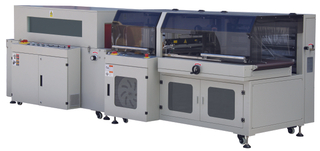 LTH-700+LM-700L Automatic High Speed Side Sealing Shrink Wrapping Machine