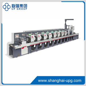 LQ-HSG Petal Flexographic Printing Machine