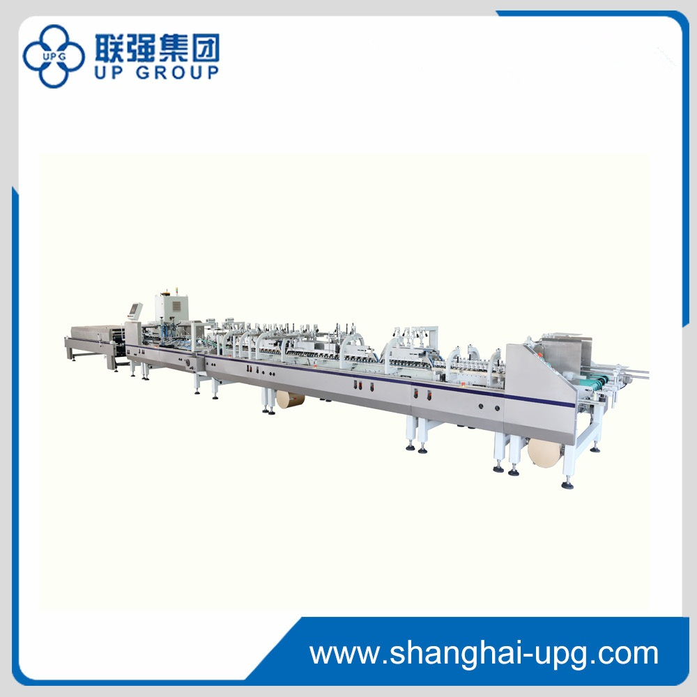 LL Series High Speed Folder Gluer