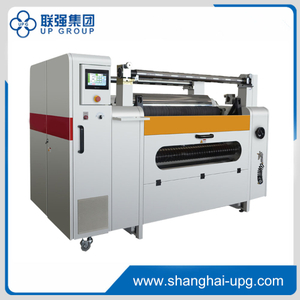 LQ-BDFQ-1100D Model surface reel slitting&rewinding machine(Single motor)