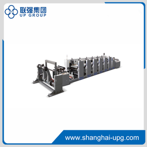 LQ-B Series Wide Web Preprint Flexo Printing Machine