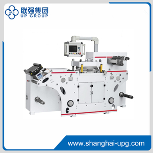 LQHS350 HIGH SPEED FLAT BED DIE CUTTING MACHINE