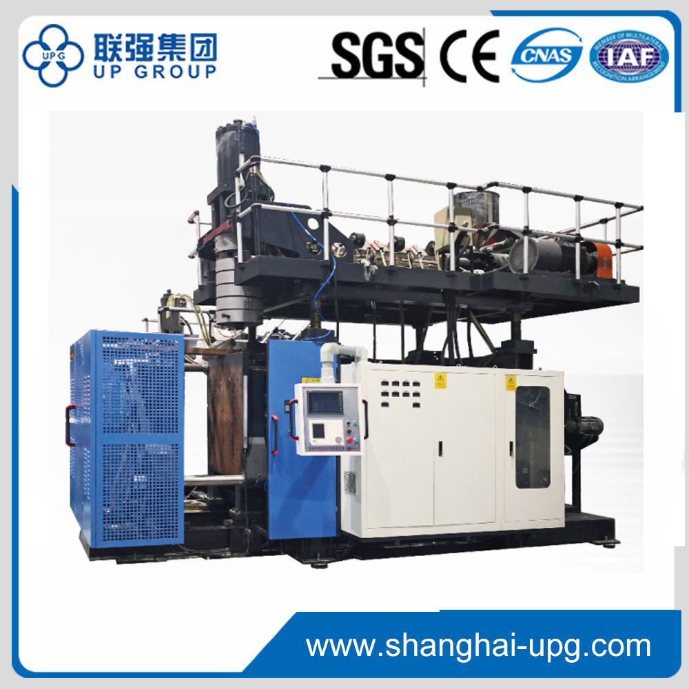 LQYJBA100-90L Fully Automatic 90L Blow Moulding Machine