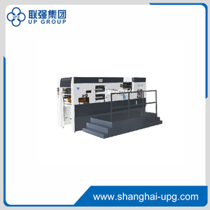 MP1050 Automatic Diecutting & Stripping Machine