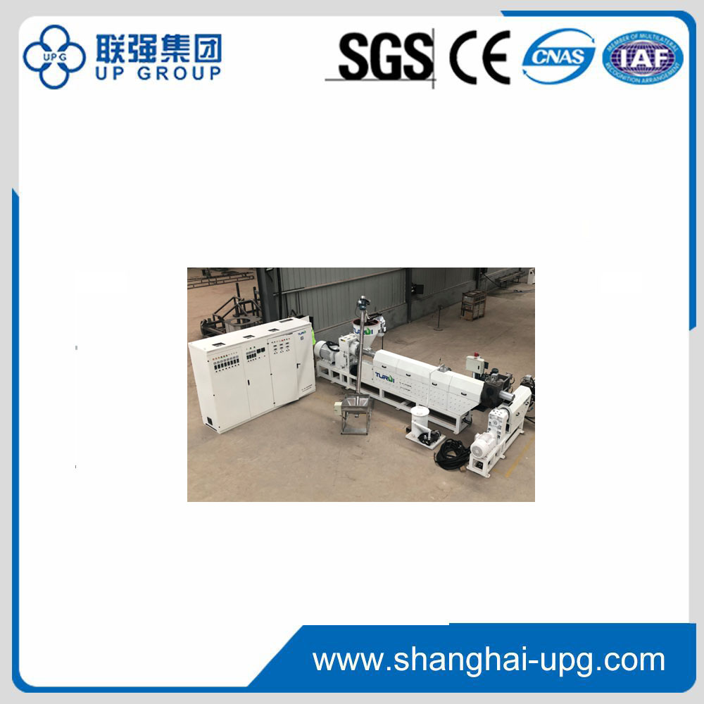 Two Stages Strand Pelletizing Line