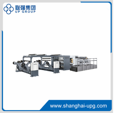 LQHSC-1400/1700/1900 Servo Driven High Precision Sheet Cutter (6 rolls)