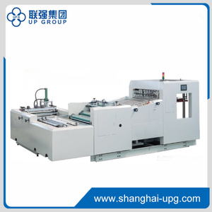 LQFQ-1020 Automatic Single Card Slitting & Collating Machine