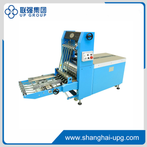 LZ-480 Book Rotary Stacking machine